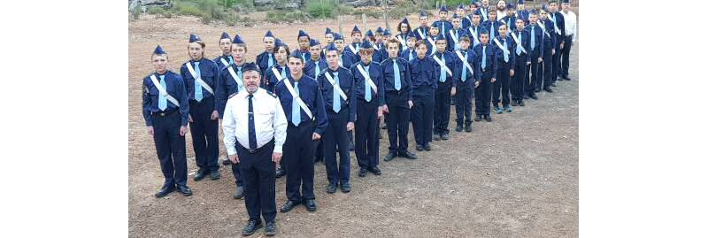 Drill Manual – The Instructor – The Boys Brigade Western